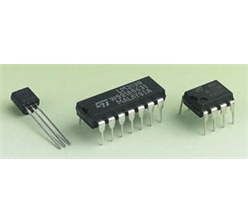 741 op-amp IC Pack of 3