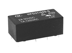 Hongfa Miniature BT47 Relay HFD27 DPCO pack of 1