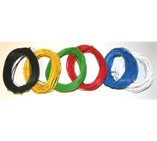 10m 7//0.2mm Stranded Equipment Wire Choice of  Colours Layout Connecting