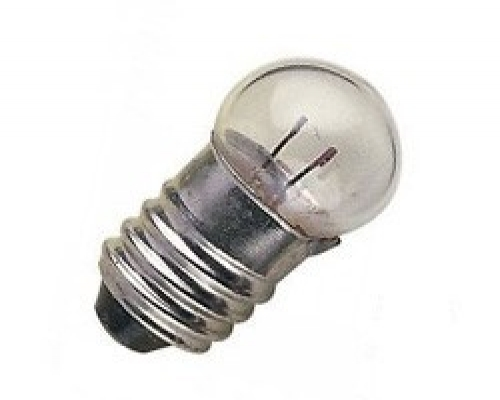 MES Bulbs - 11 mm Round, E10 Screw