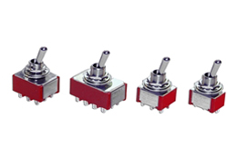 Miniature Toggle Switches Salecom T80 T