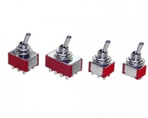 Miniature Toggle Switches Modelling Electronics